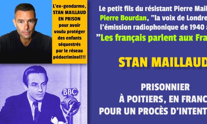 Pétition : Soins médicaux pour Stan Maillaud