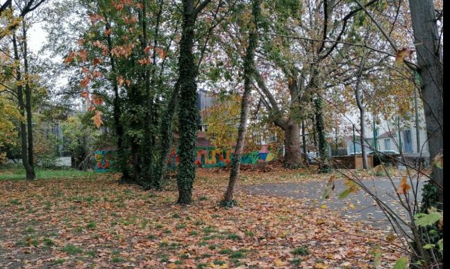 Aménagement du Square Jules Ferry