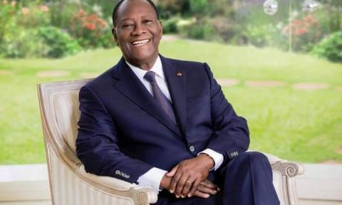 tous pour le départ de Alassane Ouattara.