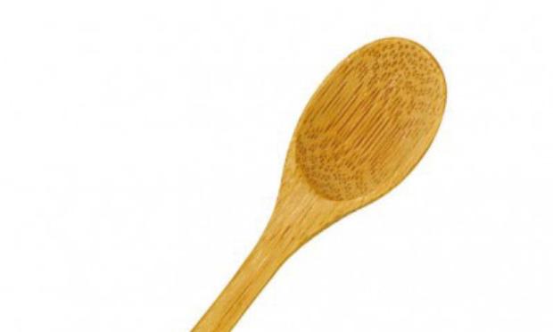 cuillère en bambou