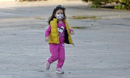 Non au masques pour les enfants