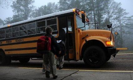 Rétablissement des bus scolaires pour la pause méridienne