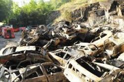 Pétition : Stop aux carcasses de voitures !