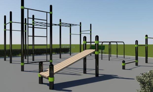 Pétition : Création d'un parc de street workout à Dreux