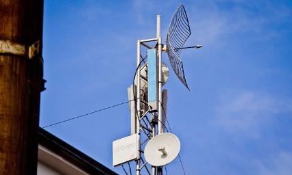 Contre l'installation d'une antenne relais à proximité des habitations