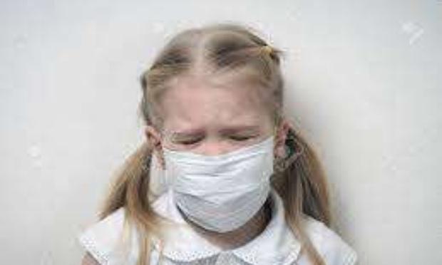 Non au port du masque obligatoire pour les enfants de 6 à 11 ans !