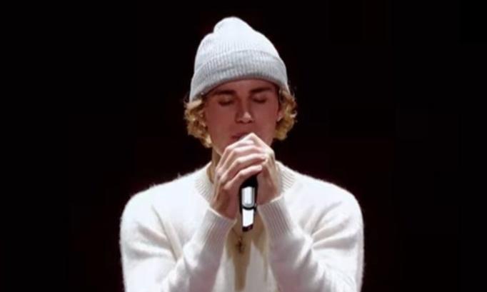 Justin Bieber au Festival des Vieilles Charrues