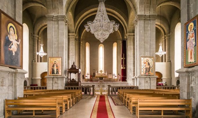 Pétition : Protection du patrimoine religieux arménien dans le Haut-Karabakh