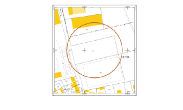 Création de places de stationnement aux abords du groupe scolaire Louis Mazet à PONTCARRE
