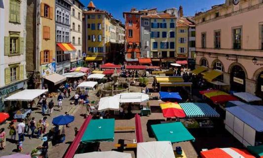 Pétition : Le Puy-en-Velay : marché du samedi, priorité aux producteurs !