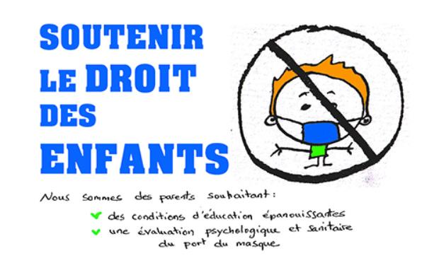 Soutenir le droit des enfants