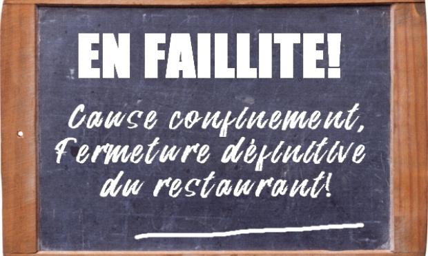 Non à la fermeture programmée des restaurants !