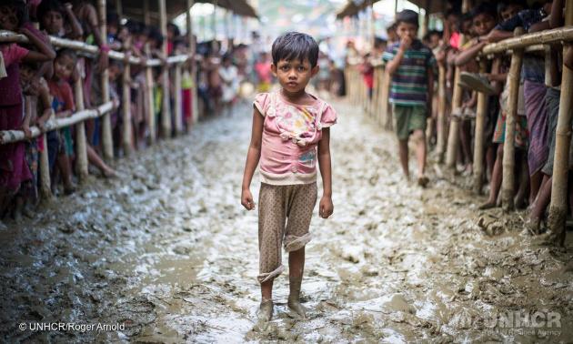 Pétition : Les enfants réfugiés sont des enfants avant tout, protégeons-les.