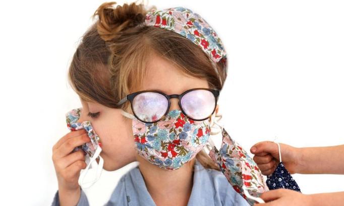 Contre le port du masque dès 6 ans !