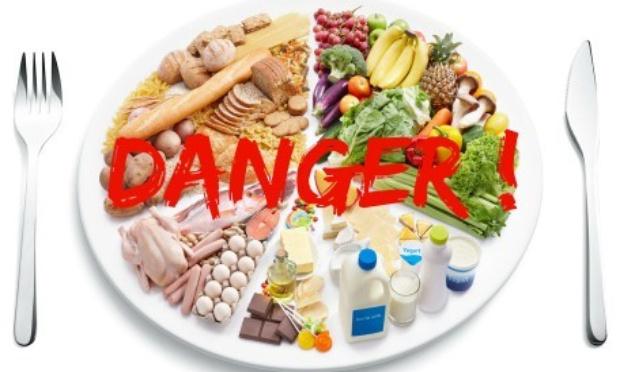 Vague de produits contaminés en FRANCE