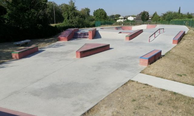 Un skatepark dans le Champsaur