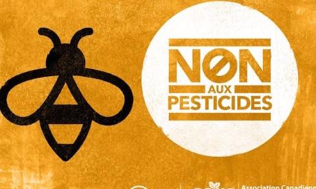 Pétition : Non aux pesticides