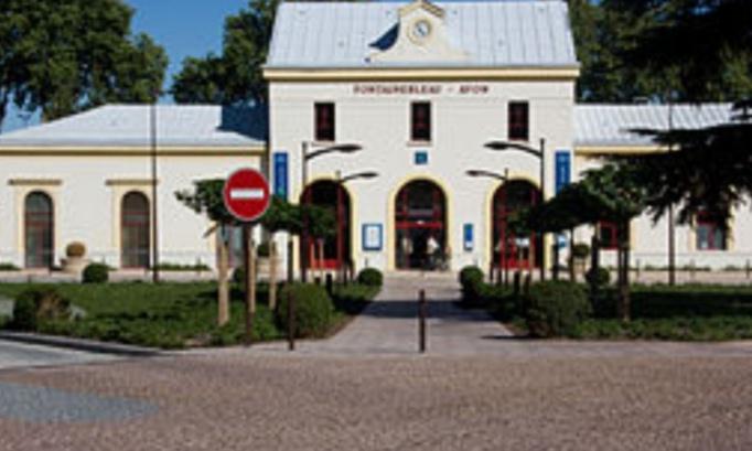 Pétition : Pour une antenne de police en gare d'Avon Fontainebleau