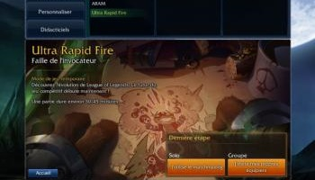 Pétition : Pour un mode Ultra Fire permanent sur League of Legend