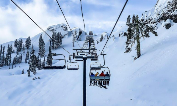 Réouverture des stations de ski
