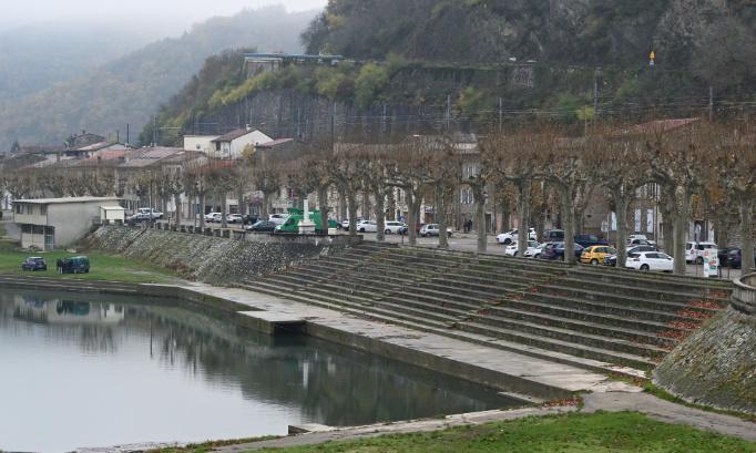 NON au projet de CONSTRUCTION, OUI à l'AMÉNAGEMENT du Quai Jules Roche Sud à Serrières (07340)