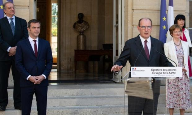 Pour que messieurs Macron, Castex et Véran se fassent vacciner en premier