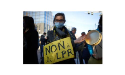 LPR : Charte de désobéisance de l'université Paris-Nanterre