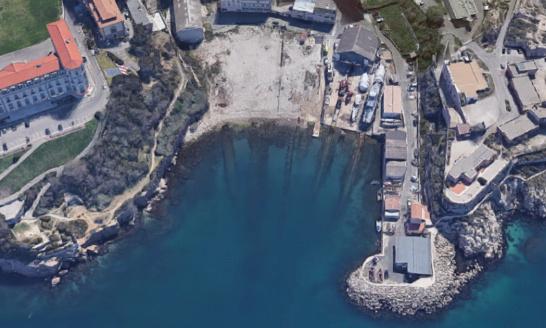 Pour la création d'une nouvelle plage de centre-ville à Marseille dans l'Anse du Pharo !