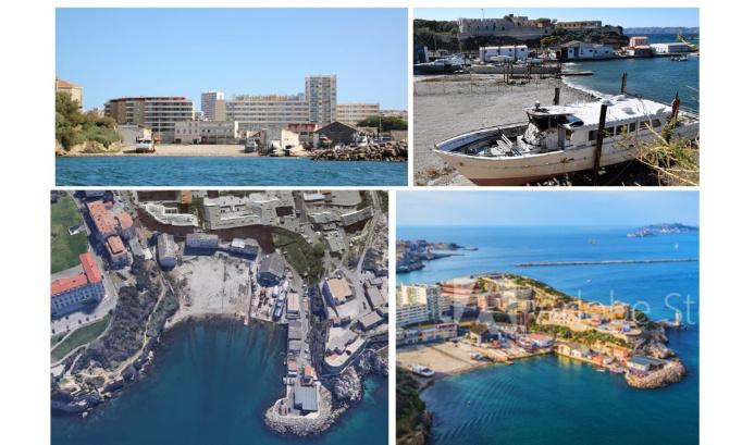 Pétition : Pour la création d'une nouvelle plage de centre-ville à Marseille dans l'Anse du Pharo !