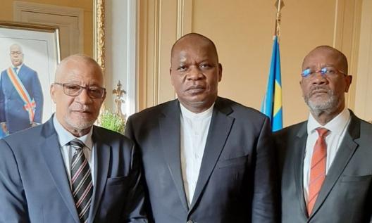 Démission immédiate du chef de la diplomatie et charger des affaires a.i de l'ambassade de la République démocratique du Congo en France