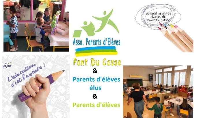 Soutien au maintien d'une ATSEM par classe dans les écoles maternelles Pont-du-Casse du Bourg et de Villemin