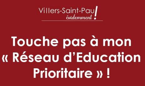 """Touche pas à mon """"Réseau d'Education Prioritaire"""" !"""