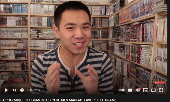 La suppression de la chaîne de Manga Indigo ou de la vidéo concernée