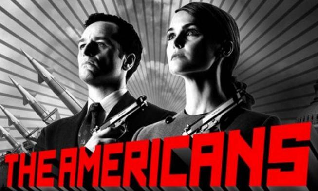 "Editer en format Bluray la série "" The Americans"""