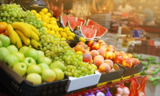 Un marché à Lieusaint