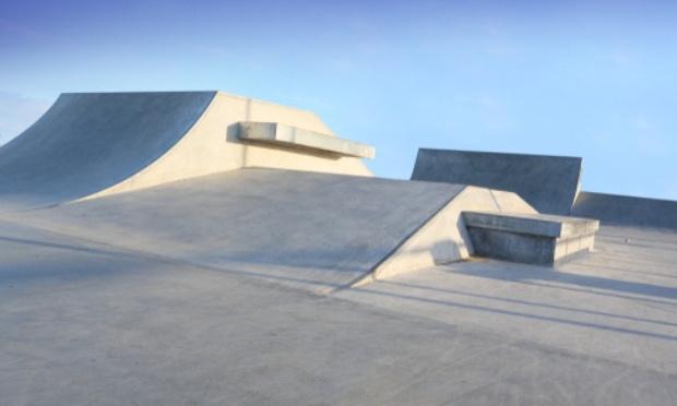 Rénovation skatepark
