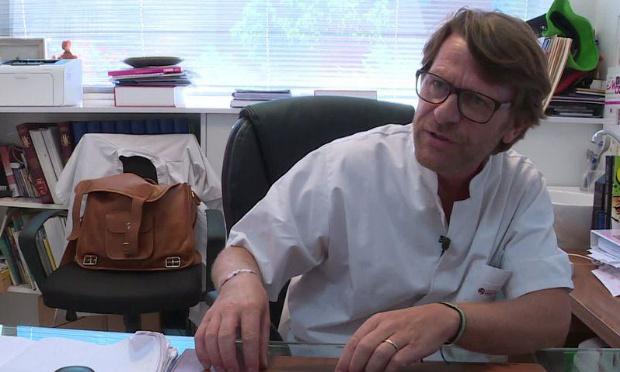 SOUTIEN AU DOCTEUR NICOLAS ZELLER
