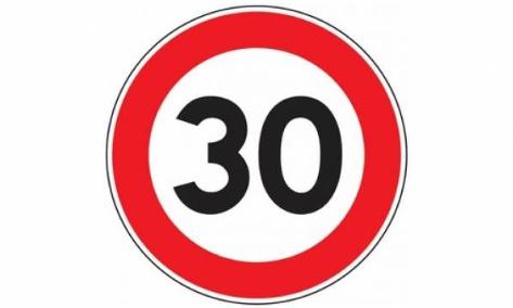 Pas plus de 30 km/h dans les rues de Chartres
