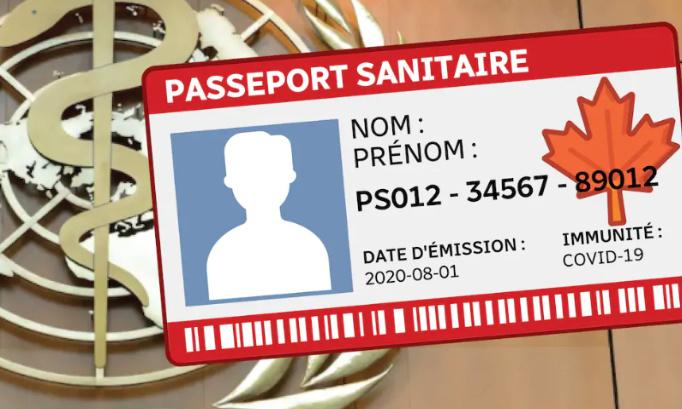 Pétition : NON au passeport sanitaire COVID 19