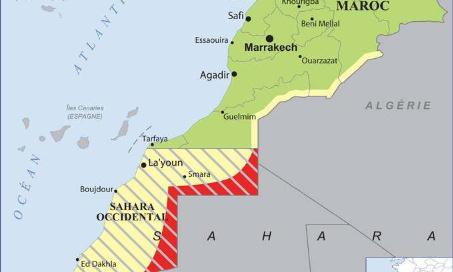 Boycott des aliments et produits made in Maroc des territoires occupés du Sahara occidental