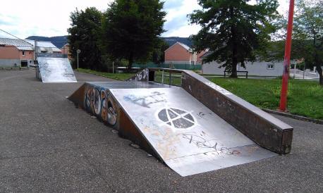 Pétition : Construction d'un nouveau skatepark à Champagnole