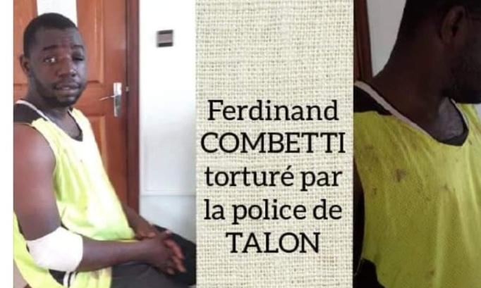 Pétition : Libération de l'opposant  Ferdinand COMBETTI et de tous les autres prisonniers politiques au Bénin