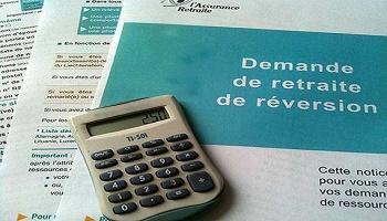 p 233 tition pension de reversion