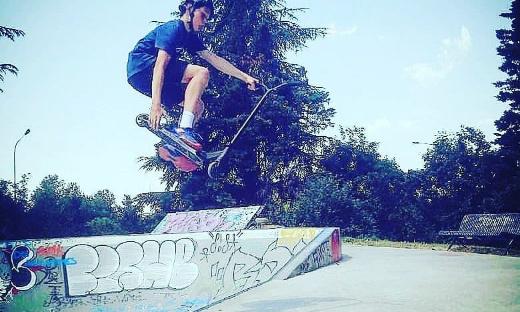 Agrandissement du skatepark de Garidech