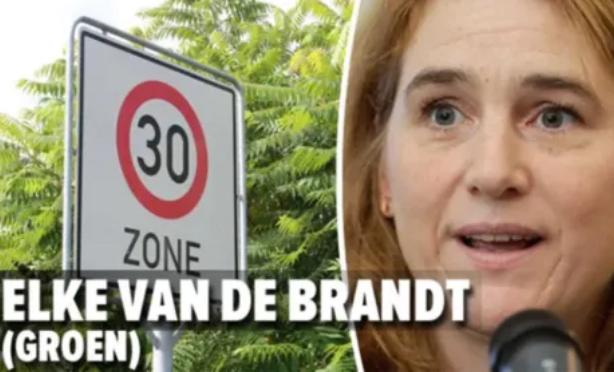Zone 50 Bruxelles + démission Elle Van Den Brandt