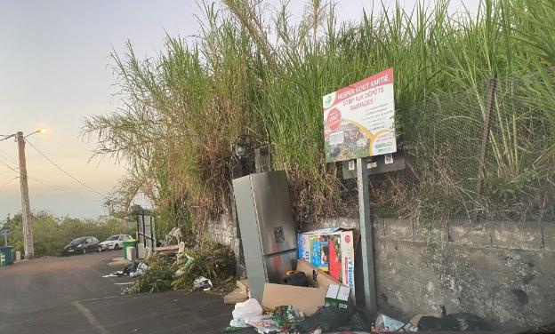 Pétition : Demande de mesures contre les dépôts sauvages à la Réunion