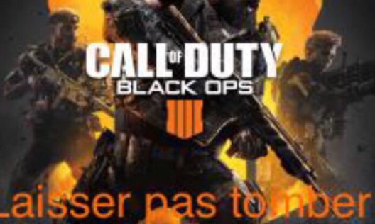 Nous souhaitons des mise à jour et une stabilité dès serveur Call of Duty black ops 4 mode de jeu black-out.Il rest beaucoup de joueur sur cette opus sortit il y'a moins deux années.