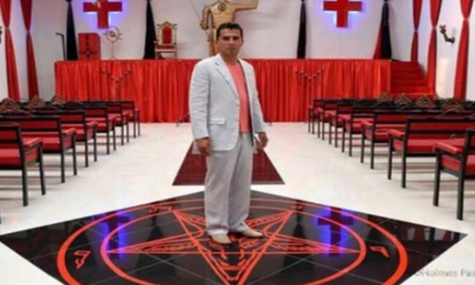 Pétition afin de protester contre le projet d'ouvrir une église sataniste en France