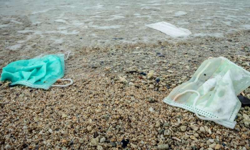 Pétition : Masques et gants jetables : freinons cette nouvelle pollution