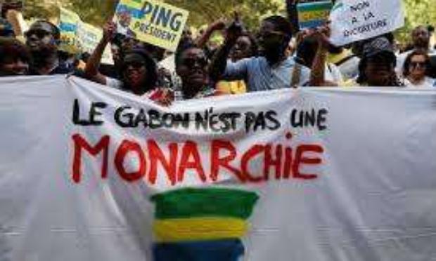Décentralisation du pouvoir au Gabon.